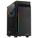 REBELPLAY® Gaming PC - Core i3 - GTX 1650 - 8GB RAM - 480GB SSD - RGB - WiFi_